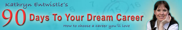 90 Days To Your Dream Career